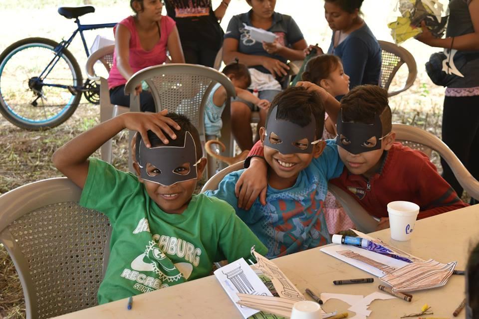 Treasure Hunt Kids Camp