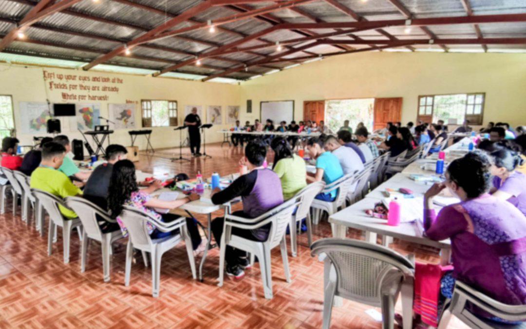 Missionary Training School 2020
